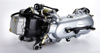 Chinese factory whole sale 4 stroke 100cc 1P50QMG air cooled scooter engine