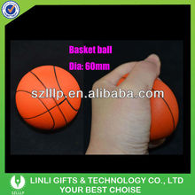 Promotional sport ball anti stress toy