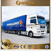 Hongtai Brand 3 Axle Bulk Powder
