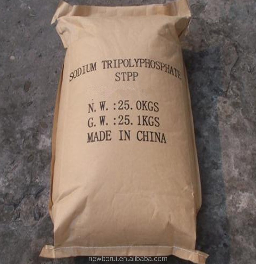 STPP Sodium Tripolyphosphate,94%min, Tech grade and Detergent grade