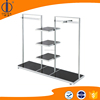 nice garment hanging display furniture/garments display equipment/garments shops furniture