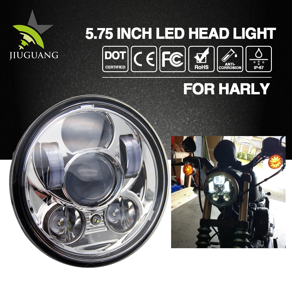 Wholesale Driving Light 40W Ip68 5.75 Inch Motorcycle Led Car Headlight
