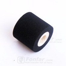 OD30*W25mm*ID11mm Wholesale High Temperature Heat Solid Ink Roller for Paper Card Box Plastic Film Bag