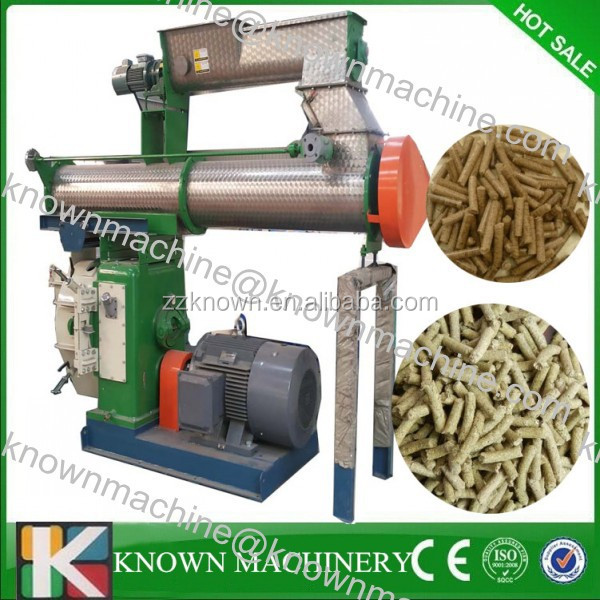 1T/H Small animal feed mills for sale,poultry feed mill equipment