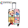 Customized Print Travel Luggage Sets Hard