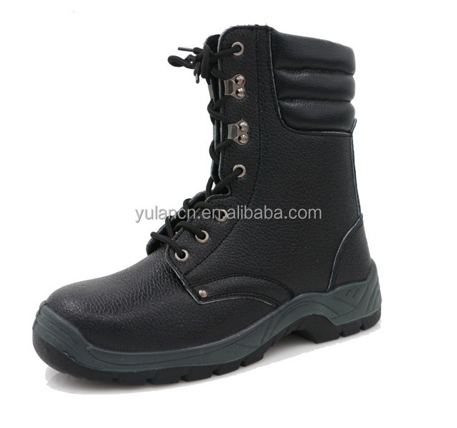 Yulan SS501 leather safety shoes