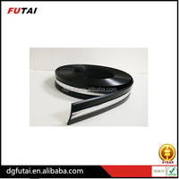High quality PVC car bumper protector Decoration car chrome trim strips