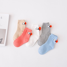 QX2512 wholesale children's stockings New the autumn winter creative cartoon clowns baby socks