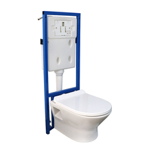 cheap price concealed cistern for wall hung toilet