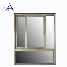 Size Customized SCHUCO Aluminum window louver/ Aluminum louver on Sale