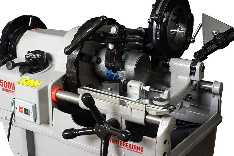ZT-100F-A Wholesale Price 1500W Electric Pipe Tapping Thread Rolling Machine