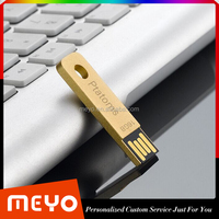 Logo Laser Engraving USB Stick, ,Metal Mini USB Flash Drive