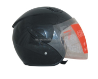 factory classic/popular/new designed motorcycles helmet auto open face helmet with visor