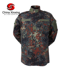 Xinxing Germany Camouflage Military Army Combat Tactical ACU Uniform YL07