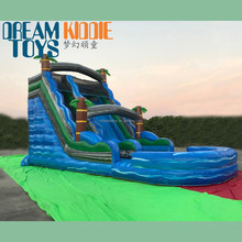 High Quality Giant Inflatable Water Slide for adult