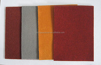 Good quality velour surface carpet