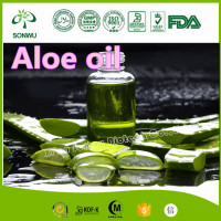 100% natural aloe vera essential oil