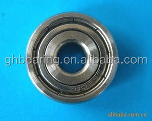 Double row deep groove ball bearings 6200RS