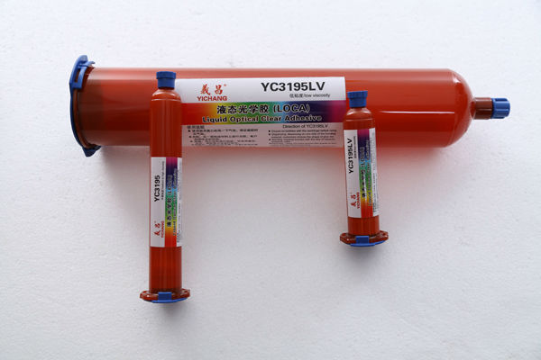 China manufacture YC3195LV UV GLUE for repairing samsung note