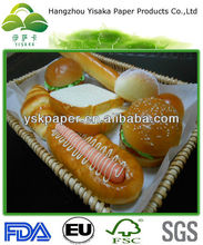 baking paper for food tray liner