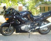 2001 Kawasaki Ninja 600 Zx600-e9 - 2250 Mi - Like New-