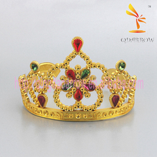 Wholesale Personalized Bridal Flower Girl Party Gold Tiara Girls