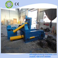 Factory Direct Sale HCM-63 Series Hydraulic Metal Baler / hydraulic power for used scrap metal balers