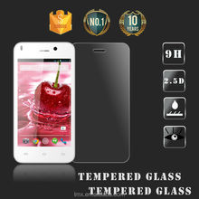 High quality 9H hardness anti burst tempered glass screen protector for Lava Iris X1mini