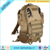 Camouflage plastic bags outdoors brand backpack