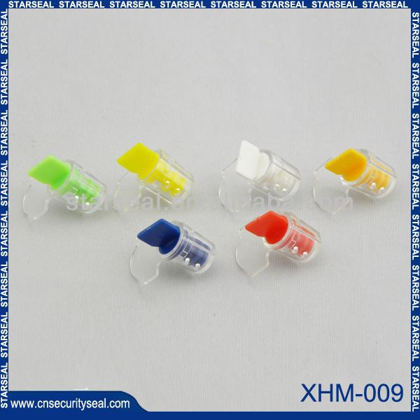 XHM-009 High quality good price meter seal lock container seal lock for cargo