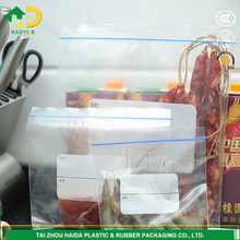 hot item competitive price frozen food plastic bag