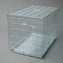 factory direct outdoor galvanized metal dog cage