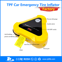 TPF multi function factory price 12V portable mini air compressor