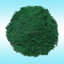 iron oxide green for Bitumen Synthetic Polvo