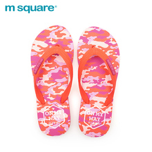 Cheap Wholesale Personalized Women Beach Wedding Anti Slip Flip Flops