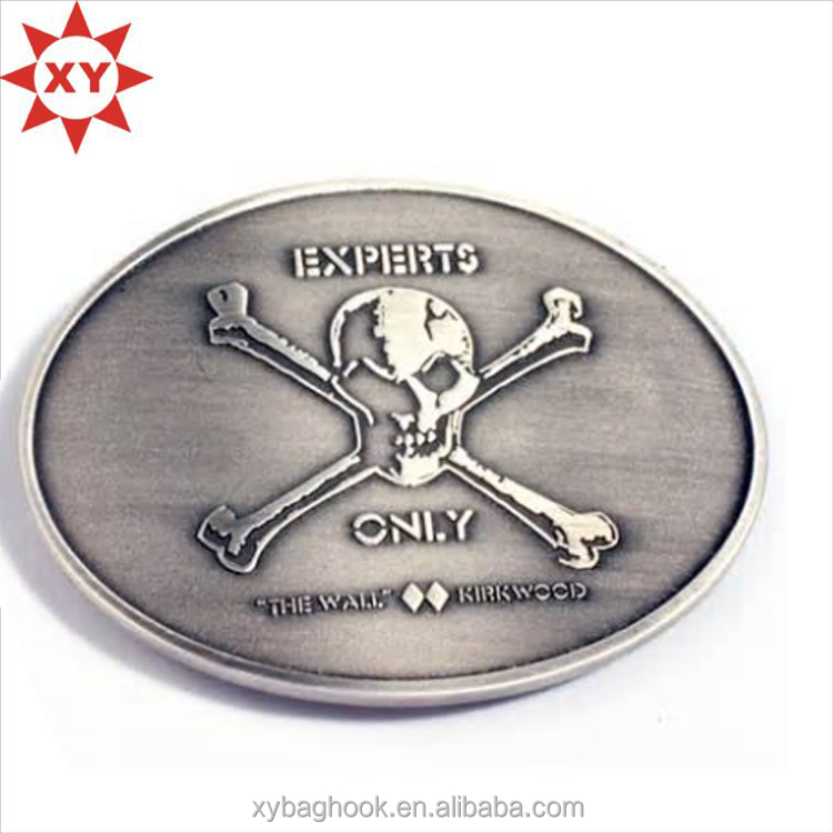 Fashion design brass belt buckle blanks for sale