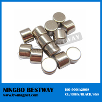 Factory Price cylinder Super Strong Round Disc 15 x 1 mm Magnet Rare Earth Neodymium N50