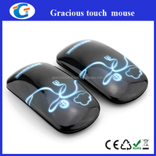 2.4Ghz Wireless Ultra Slim Arc Touch Mouse For PC/Loptop