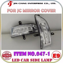 Car Specific JC MIRROR COVER For HHONDA FREED STEPWGN LED SIDE LAMP