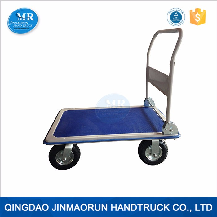 Mobile Food Trucks Platform Trolley