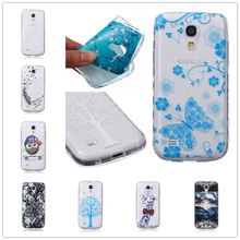 soft TPU Case Skid design pattern For Samsung Galaxy S5 Mini S7 s6edge Back Protect Skin Rubber Phone Cover Silicone Gel Case