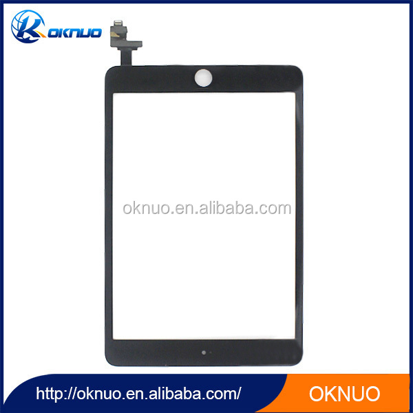 China supplier hot-sell capacitive multi touch panel for ipad mini