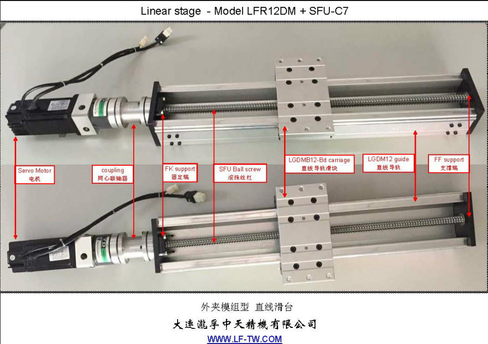 X Axis Motorized Linear Stage Buy Industrial Robot