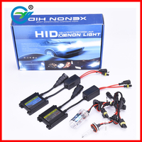 China supplier 9005 9006 HB4 HB3 H7RC 35w 55w digital ballast Moto Hid Light