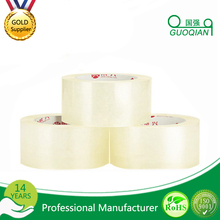 SGS Certificate Custom Super Clear BOPP Stick Tape Adhesive Packing Tape