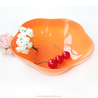 HMT8803 colorful fruit tray plastic food plate