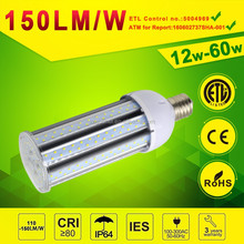 27 w36w45w54w led bulb light 5730 patch IP65 waterproof corn lamp