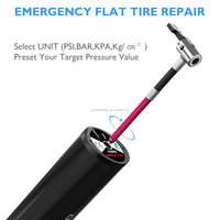 Wholesale small Emergency motorcycle instant tyre inflator