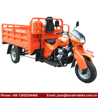 Chinese Gas Powered Three Wheel Tricycle Bike Motorized 200cc Auto Rickshaw Tricycles Enduro Motorcycle Engines for Sale
