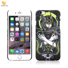 For iPhone 6 Polycarbonate Material Hard Free Sample Cell Phone Cases Back Cover
